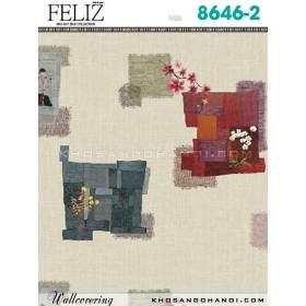 Giấy dán tường Feliz 8646-2