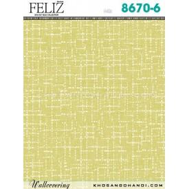 Giấy dán tường Feliz 8670-6