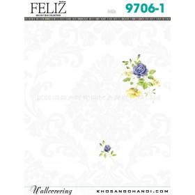 Giấy dán tường Feliz 9706-1