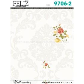 Giấy dán tường Feliz 9706-2