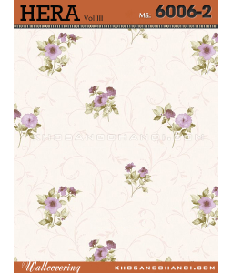 Hera Vol III Wallcovering 6006-2