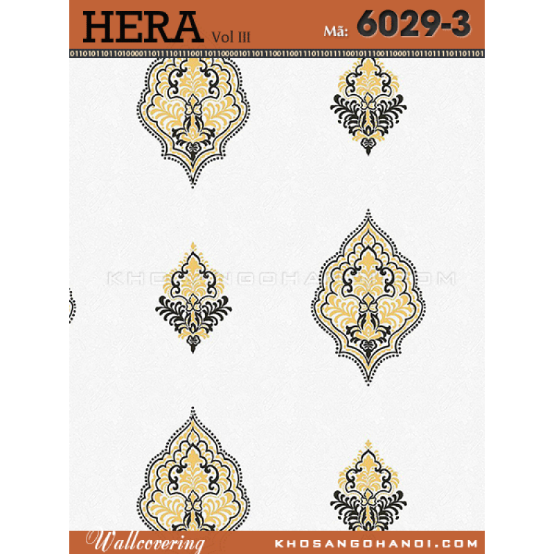 Hera Vol Iii Wallcovering 6029 3