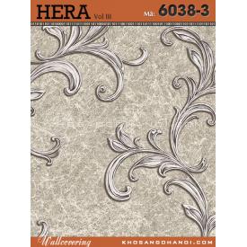 Giấy dán tường Hera Vol III 6038-3