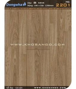 Sàn gỗ DONGWHA 2201