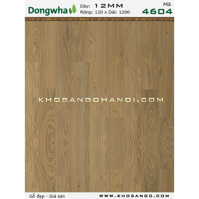 Dongwha Flooring 4604 12mm