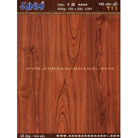 Sàn gỗ JANMI T11-12mm