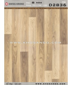 Kronoswiss Flooring D2836