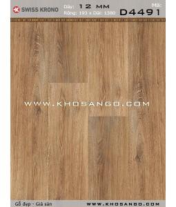 Sàn gỗ Kronoswiss D4491