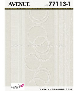 Avenue Wallcovering 77113-1