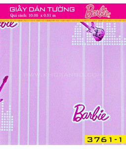 Barbie wallpaper 3761-1