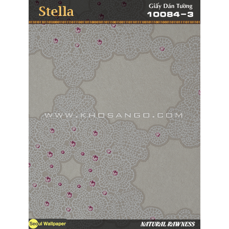 Stella Wallcovering 10084 3