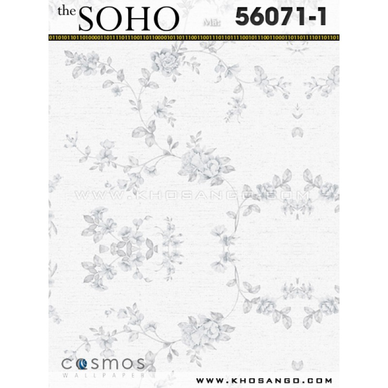 Soho Wallpaper 56071 1