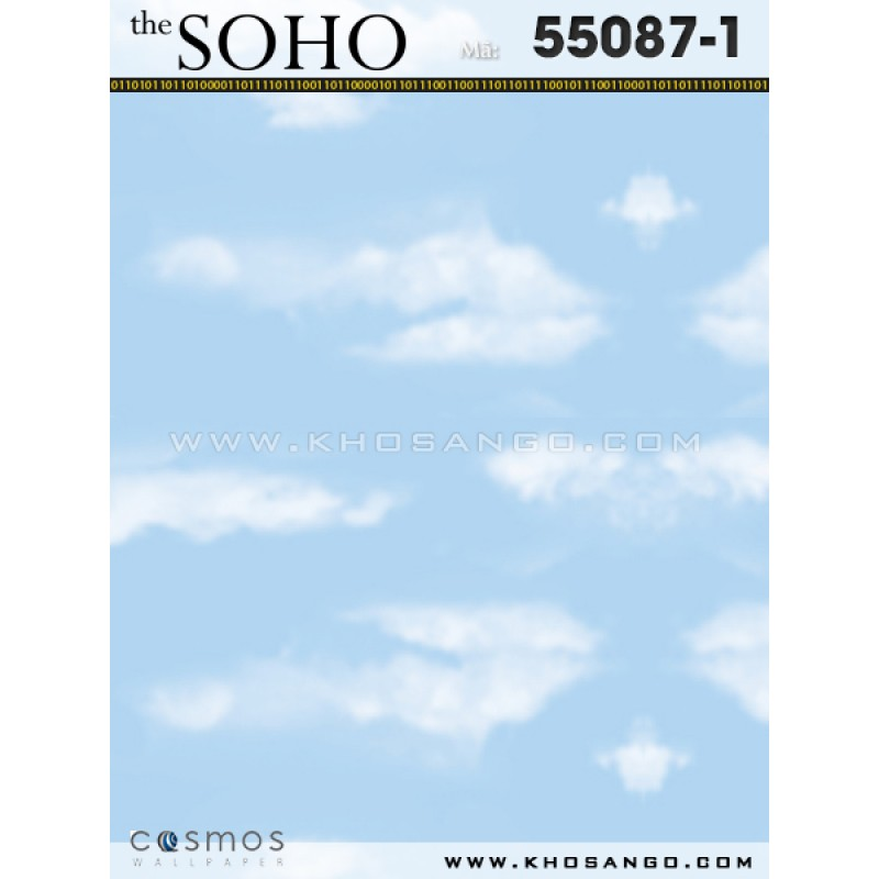 Soho Wallpaper 55087 1