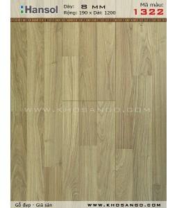 Sàn gỗ Hansol 1322