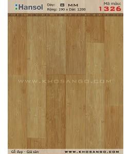 Hansol Flooring 1326