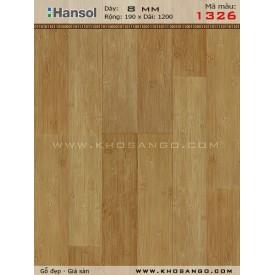 Sàn gỗ Hansol 1326
