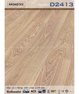 Sàn gỗ Kronotex D2413