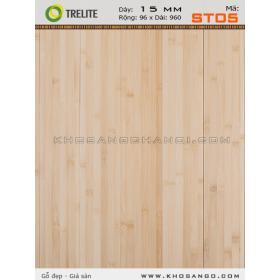 Sàn gỗ Tre ST05