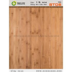 Sàn gỗ Tre ST06