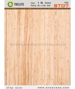 Sàn gỗ Tre ST07