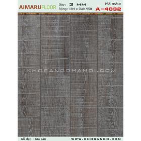 Sàn nhựa AIMARU A-4032