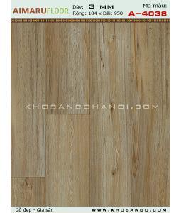 AIMARU Vinyl Flooring A-4038