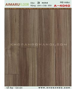 AIMARU Vinyl Flooring A-4040