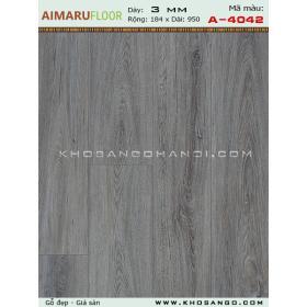 Sàn nhựa AIMARU A-4042