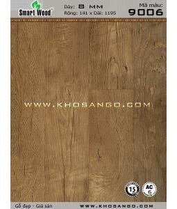 Sàn nhựa hèm khoá Smartwood 9006