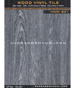 Sàn nhựa Mines MSW801