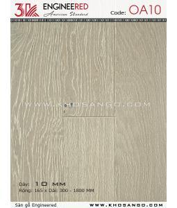 Sàn gỗ 3K Engineered OA10