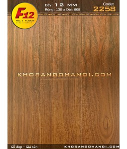 Sàn gỗ F12-2258