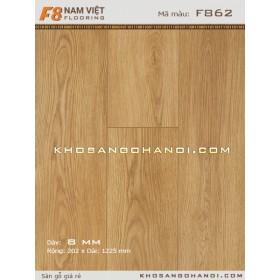 Sàn gỗ Nam Việt  F8 862