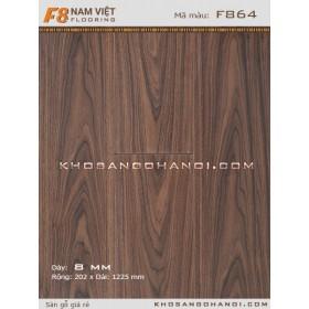Sàn gỗ Nam Việt  F8 864