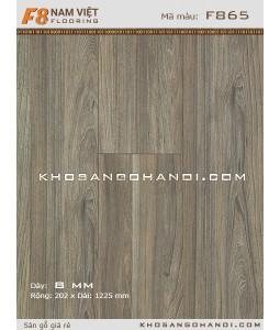 Vietnam Flooring F8-865