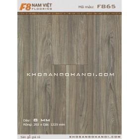 Sàn gỗ Nam Việt  F8 865