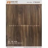 Sàn gỗ Nam Việt  F8 868