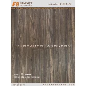 Sàn gỗ Nam Việt  F8 869