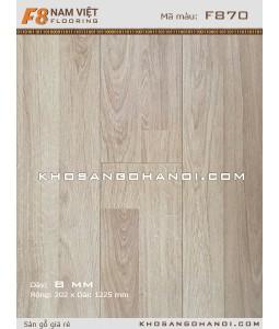 Vietnam Flooring F8 870