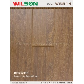 Sàn gỗ Wilson WS814