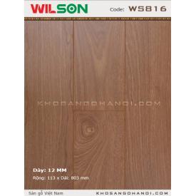 Sàn gỗ Wilson WS816