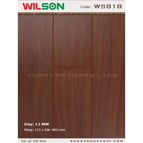 Sàn gỗ Wilson WS818