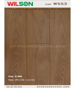 Wilson Flooring W553