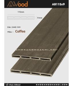 Awood AB115x9-coffee