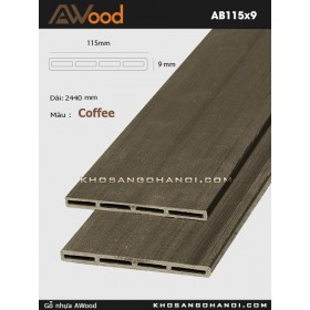 AWood AB115x9-coffee
