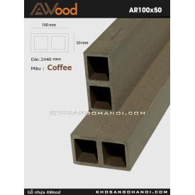 AWood AR100x50-coffee