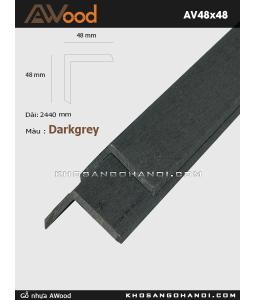 AWood AV48x48-darkgrey