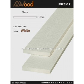 Awood PS75x12-white