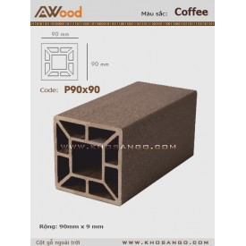 Cột Awood P90x90