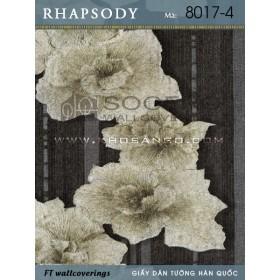 Giấy dán tường RHAPSODY 8017-4